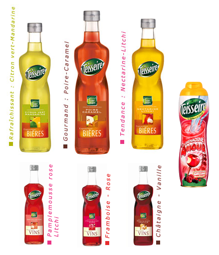 Sirop d amour